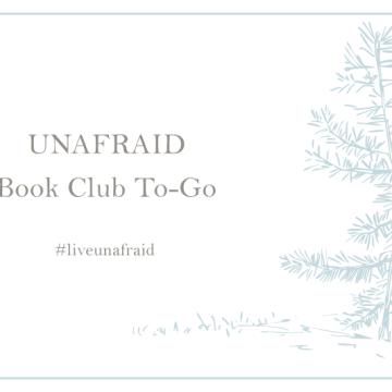 Unafraid: Trusting God in an Unsafe World