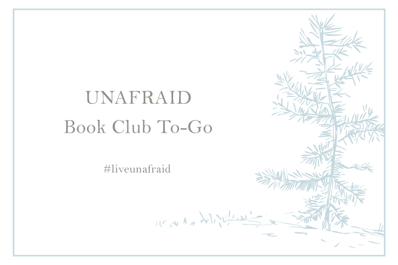 Unafraid Book Club To-Go