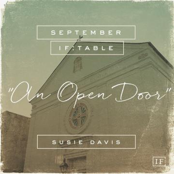 how to be an open door for Jesus