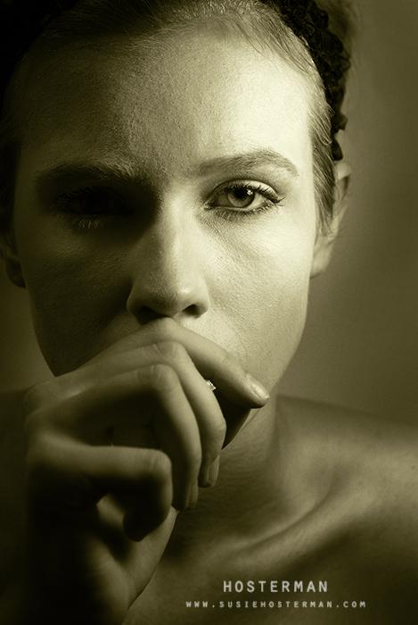 Self Portrait taken in 2009