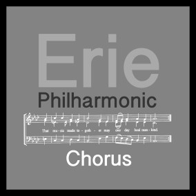 T-Shirt Design for Erie Philharmonic Choir
