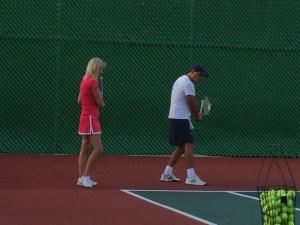Tennis Coach in Mexico