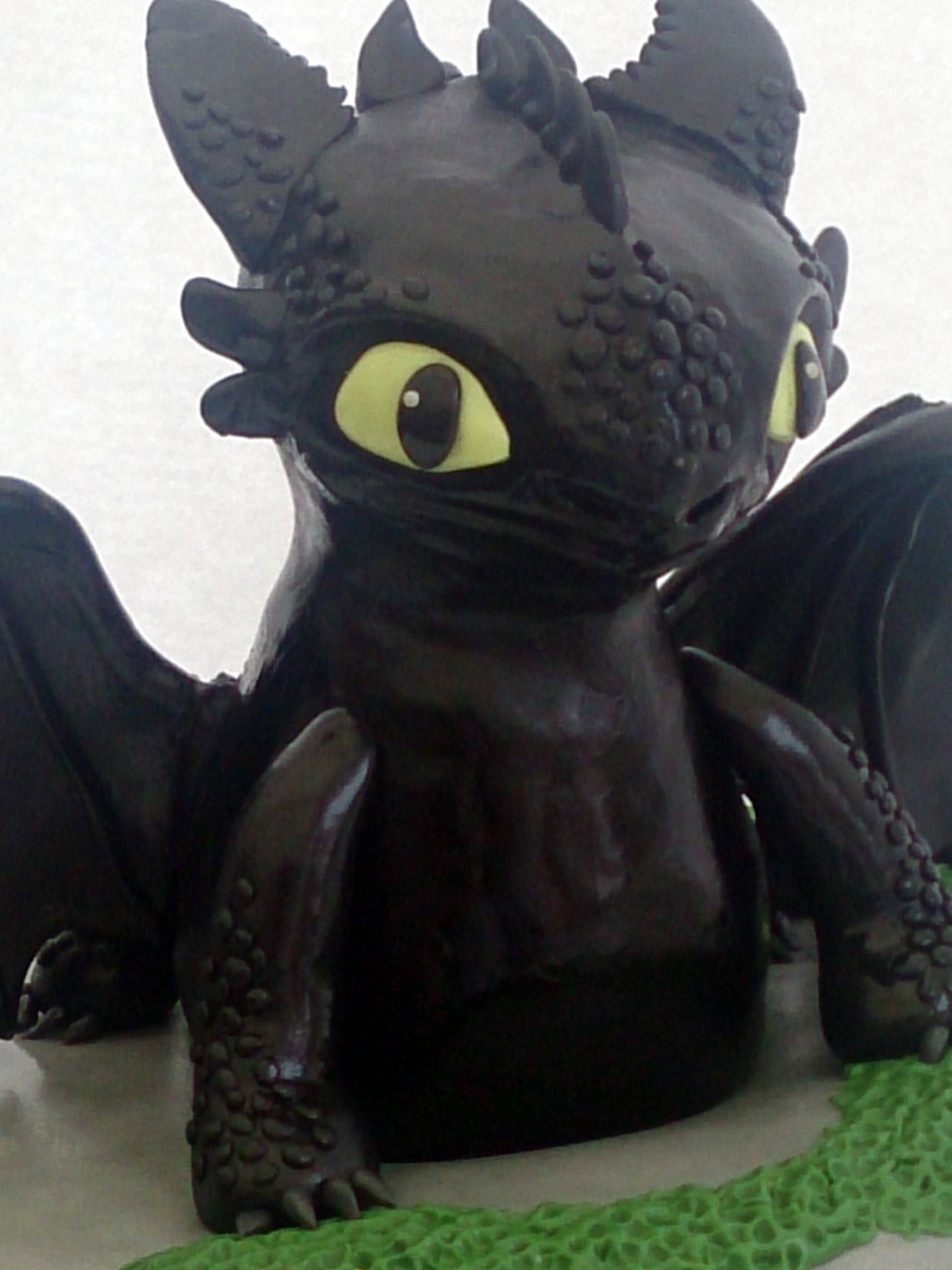 Toothless The Dragon Birthday Cake 171 Susie S Cakes