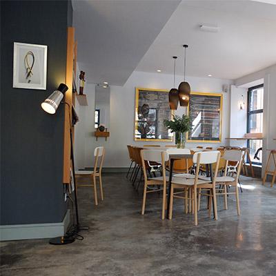 Federal Café for brunch in Madrid