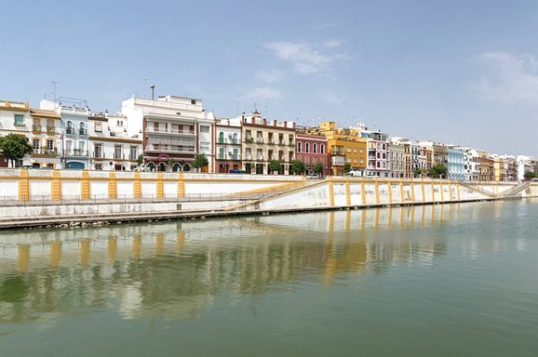 The Triana district things to do in Seville