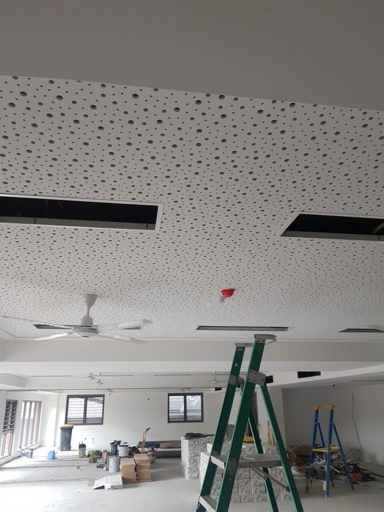 Knauf Stratopanel ceiling
