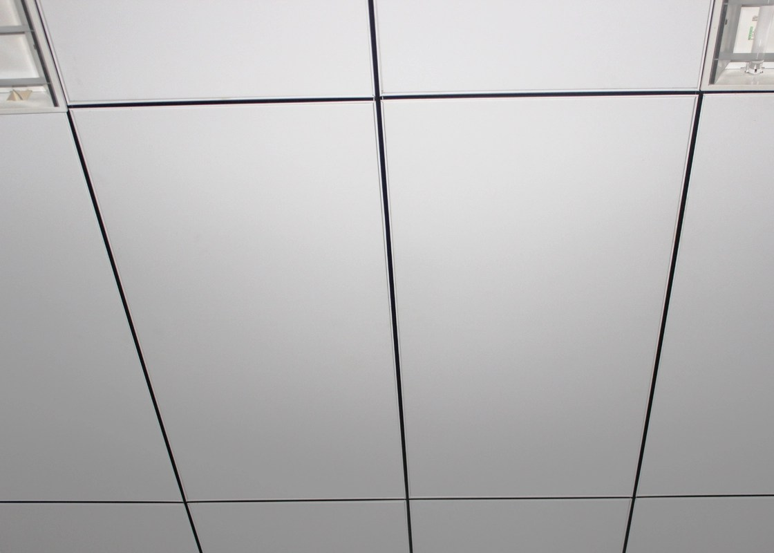 Aluminum Open Grid Lay In Deco Suspended Ceiling Tiles