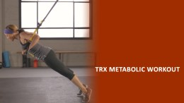 TRX 15 minute metabolic workout with Basheerah