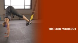 TRX 15 minute workouts with Basheerah