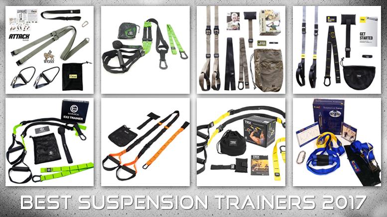 best suspension trainers 2017
