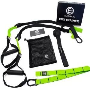 Emerge EX2 Suspension Trainer Workout Straps