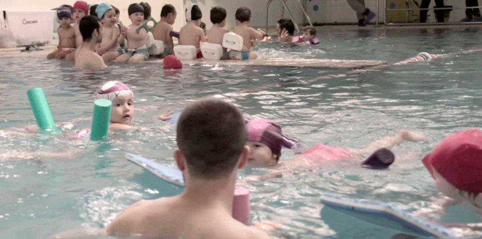 piscina Sus Pequeños Pasos