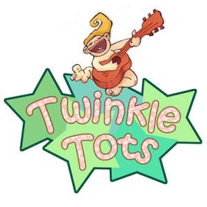 twinkle tots - cantajuegos en inglés