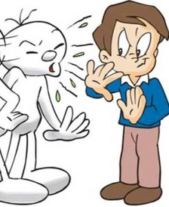 gripe contagio