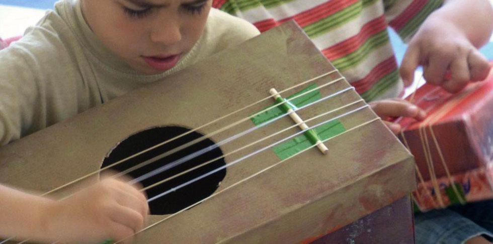 Taller extra-escolar de Rock - Escuela de música Les Petits Pas