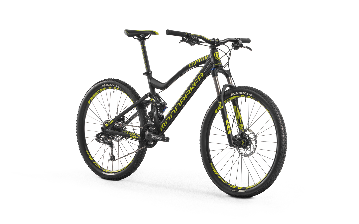 Mondraker Factor Alloy 27 5 120mm Xc Trail Mountain
