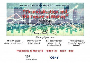 Financialisation and the Future of Money