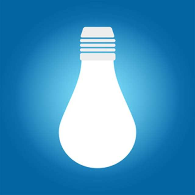 Lightbulb, energy savings