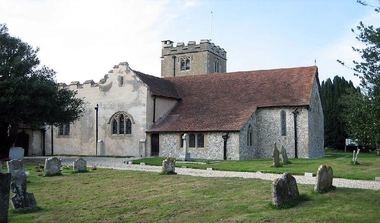 St Marys Church, Aldingbourne