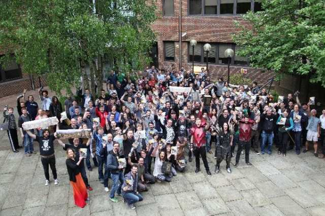 War Hammer team at Creative Assembly