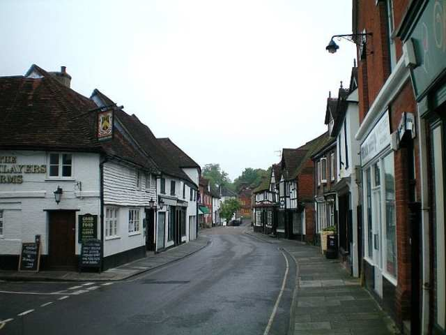 Midhurst, West Sussex