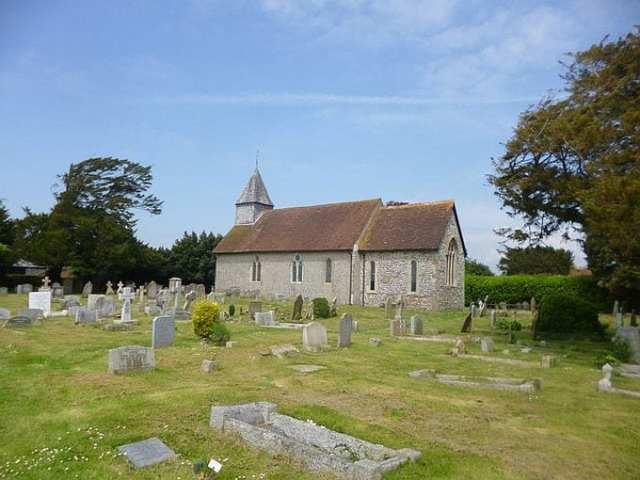 St George's Church, Eastergate