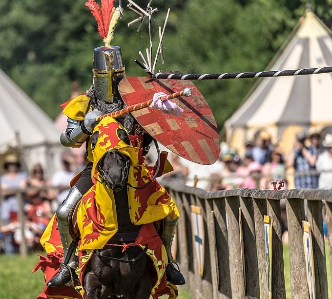 bespoke weddings and jousting knights at the magical loxwood meadow