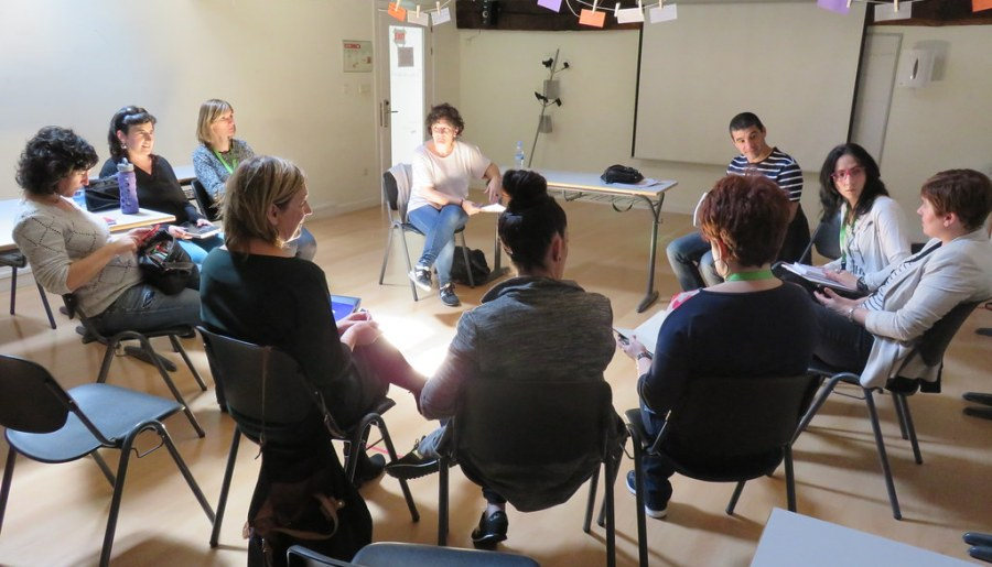 Meeting in collaboration with the MONDRAGON congress