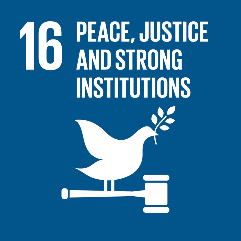 United Nations Sustainable Development Goal 16