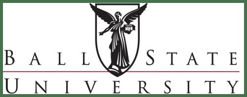 Ball State University, logo