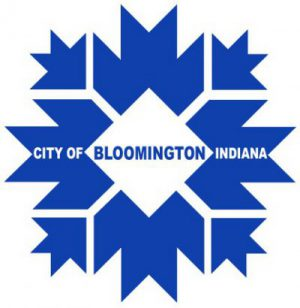 City of Bloomington, Indiana, logo