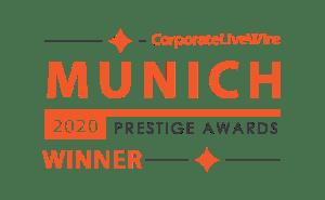 Munich Prestige Winners Banner