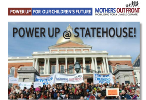 Stand Up and be counted November 17-21 at the State House.