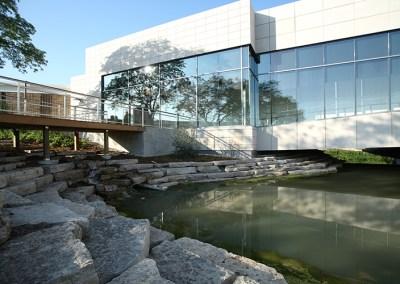Johnson Controls Inc. Amenities Building