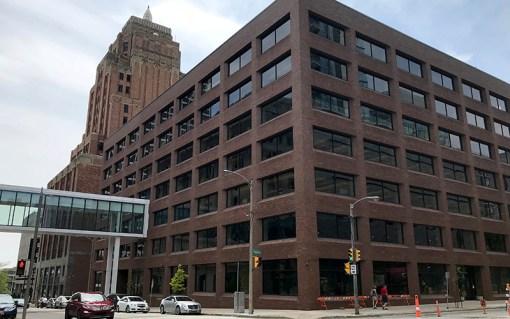 Northwestern Mutual Van Buren Office Building