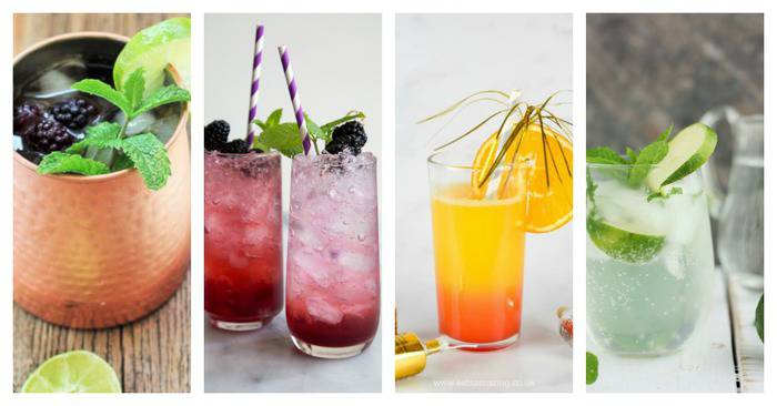 11 Popular Mocktails For Kids Famous Mocktail Recipes Sustainable Cooks