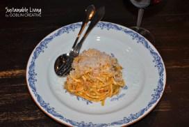 Vegetarisk one-pot-pasta