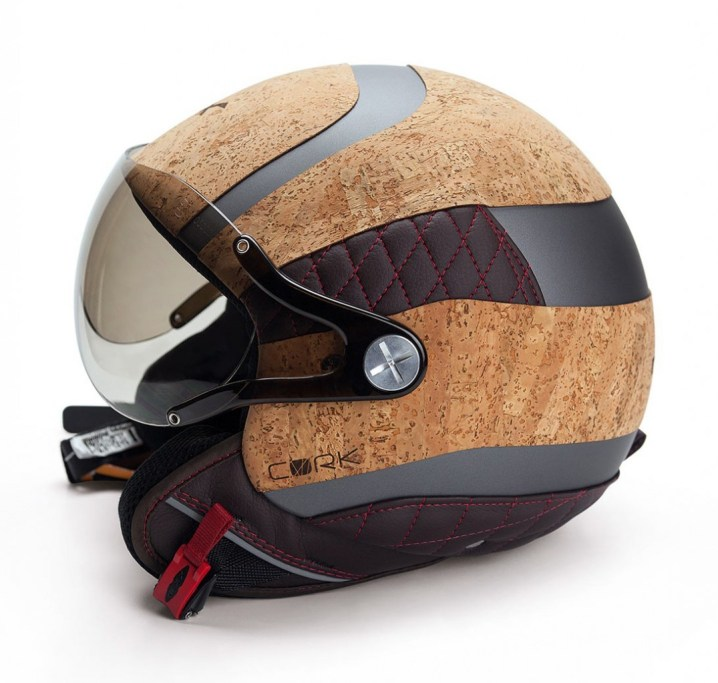 Motorcycle Helmet - Blocks - Secouro