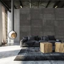 Ambient Dark Cement Concrete Flex