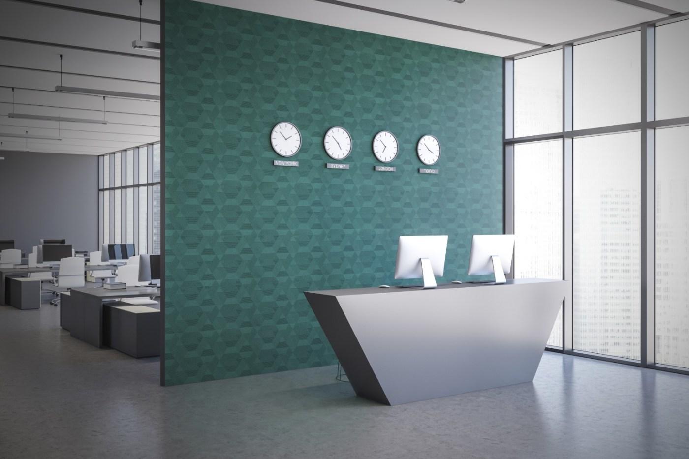 Geometric - Turquoise