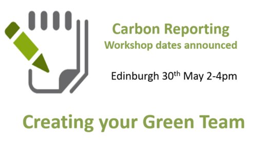 Create a Green Team: Edinburgh Workshop
