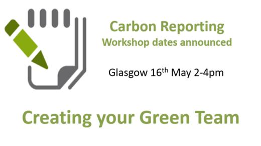 Create a Green Team: Glasgow Workshop