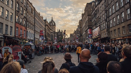 Edinburgh Festivals: A Summer of Sustainability