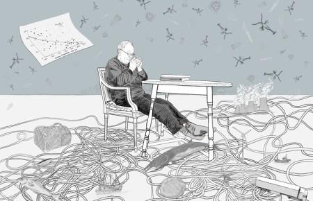Jonathan Baxter: Murmur – Artists Reflect on Climate Change