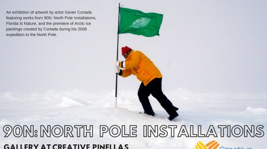 90N: North Pole Installations