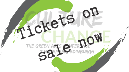 Get Your Tickets for Green Arts Conference!