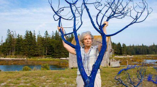 """Aviva Rahmani's """"Blued Trees Symphony"""""""