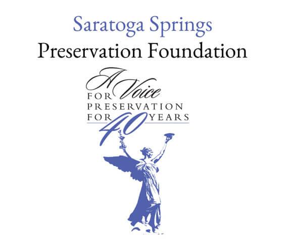 Saratoga Springs Preservation Foundation logo