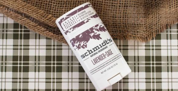Schmidt's Natural Deodorant Review