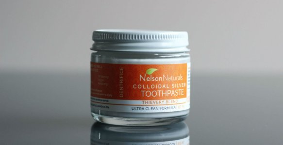 Nelson Naturals Zero Waste Toothpaste Review